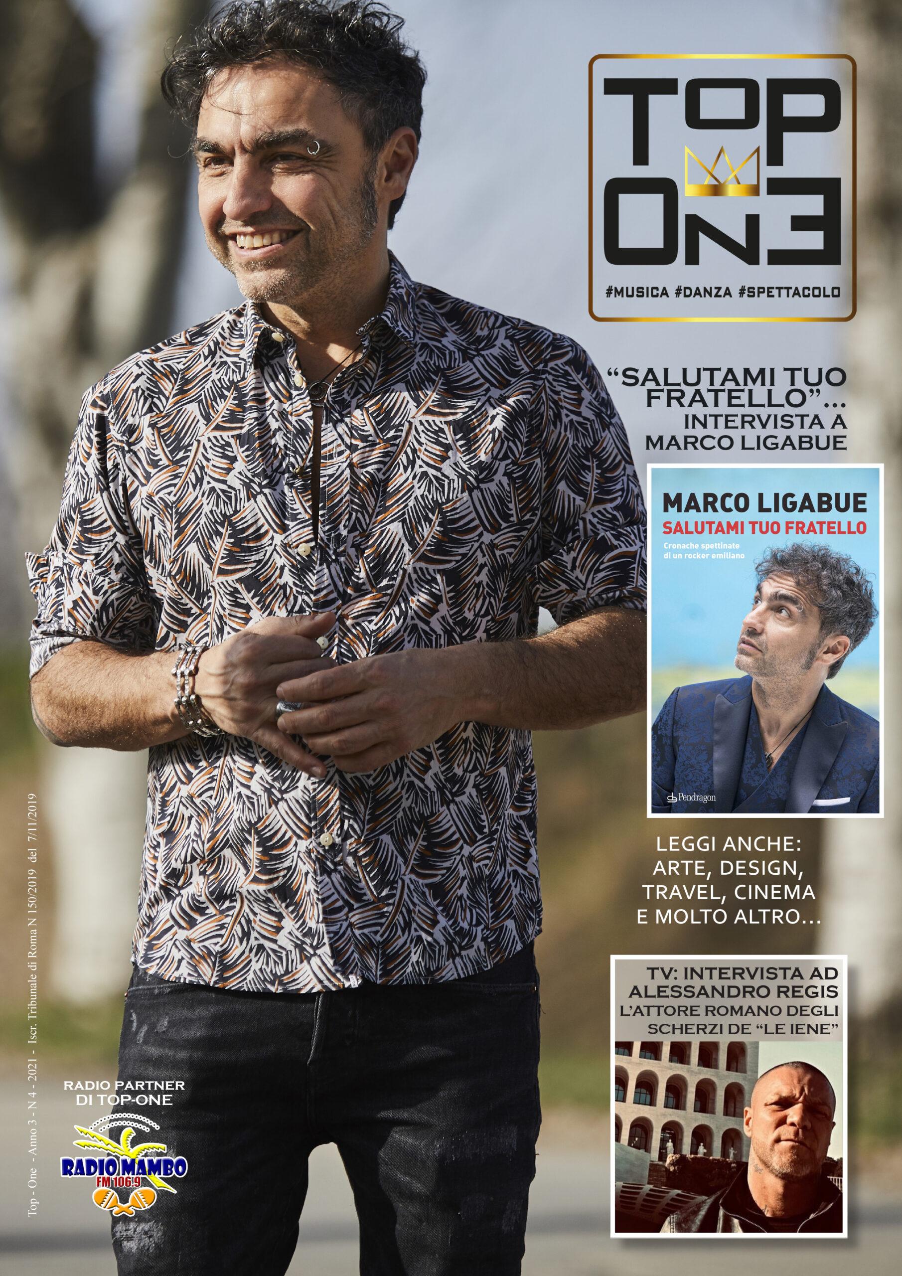 TOP ONE MAGAZINE – ANNO 3 – N. 4 – SOMMARIO